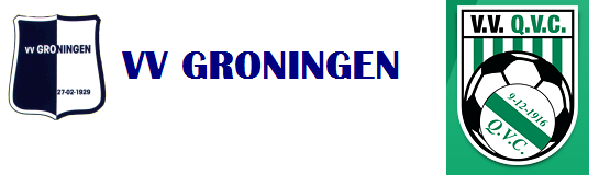 Amateurbekervoetbal Rules VV Groningen (3C) – QVC (3A ...